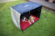 Heat reflective Dog Crate Cover